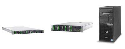 Servers Fujitsu